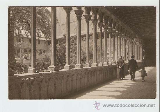 PALMA DE MALLORCA - SAN FRANCISCO (Postales - España - Baleares Antigua (hasta 1939))