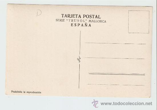 Postales: Palma de Mallorca - San Francisco - Foto 2 - 13382650