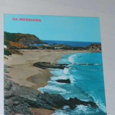 Postales: MENORCA- MAHON - SA MESQUIDA. Lote 13405160