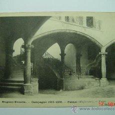 Postales: 8957 PALMA DE MALLORCA RARA EDICION FRANCESA 1906 - MAS DE ESTA CIUDAD EN MI TIENDA COSAS&CURIOSAS. Lote 26490244