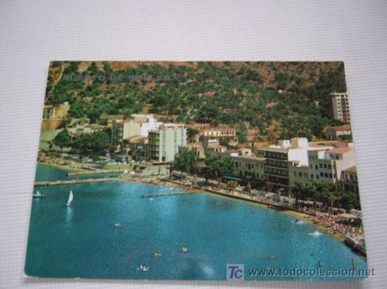 PUERTO DE SOLLER. MALLORCA. ED. ICARIA. Nº 6098 (Postales - España - Baleares Moderna (desde 1.940))