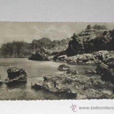 Postales: POSTAL MALLORCA. POLLENSA. CALA DE SAN VICENTE N.18 - HELIOTIPIA ARTISTICA ESPAÑOLA,CIRCULADA 1950S. Lote 14441446