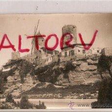 Postales: ANTIGUA POSTAL 100 PALMA DE MALLORCA MOLINOS DE JONQUET EXCLS DIST ANTONIO VICH CIRCULADA 1955 . Lote 14664378