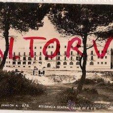 Postales: ANTIGUA POSTAL C'AN PICAFORT MALLORCA 676 RESIDENCIA GENERAL YAGUE DE E Y D ZERKOWITZ CIRCULADA 1958. Lote 14675141