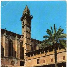 Postales: BONITA POSTAL - PALMA DE MALLORCA - CLAUSTRO DEL CONVENTO DE SAN FRANCISO . Lote 14685391