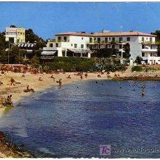 Postales: BONITA POSTAL - PALMA DE MALLORCA - CALA RATJADA - PLAAYA SON MOLL. Lote 26462946
