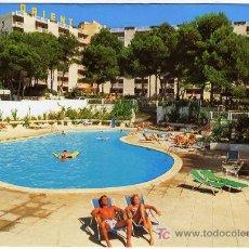 Postales: BONITA POSTAL - PALMA DE MALLORCA - PISCINA HOTEL ORIENT . Lote 27276247