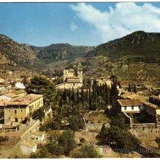 Postales: BONITA POSTAL - PALMA DE MALLORCA - VALLDEMOSA - VISTA PARCIAL . Lote 14687749