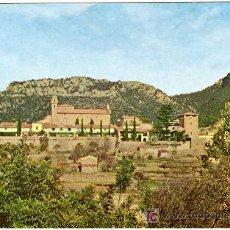 Postales: BONITA POSTAL - PALMA DE MALLORCA - VALLDEMOSA - LA CARTUJA . Lote 14687774