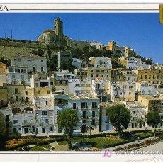 Postales: BONITA POSTAL - IBIZA (BALEARES) - VISTA DE ISLA BLANCA . Lote 14687904