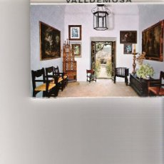 Postales: MALLORCA - VALLDEMOSA - BLOKC CON 10 POSTALES -. Lote 14877658