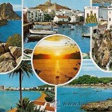 Postales: IBIZA (ISLAS BALEARES) - DIVERSOS ASPECTOS. Lote 15121477