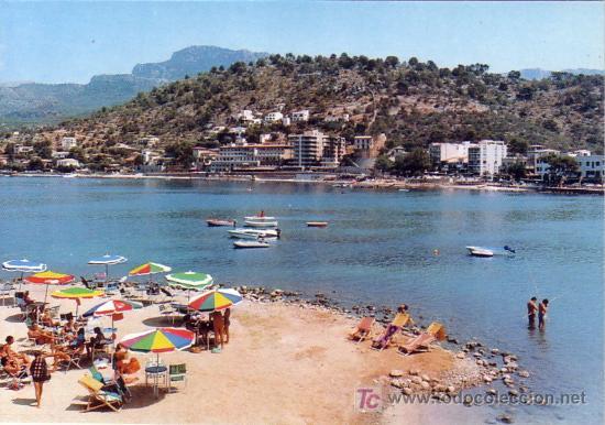 MALLORCA - PUERTO DE SOLLER - ICARIA 1972 (Postales - España - Baleares Moderna (desde 1.940))