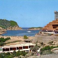Postales: IBIZA - SAN MIGUEL - DETALLE PUERTO - CASA FIGUERETAS 1971. Lote 15296393