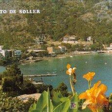 Postales: MALLORCA - PUERTO DE SOLLER - ICARIA 1972. Lote 15371548