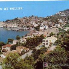 Postales: MALLORCA - PUERTO DE SOLLER - ICARIA 1972. Lote 15412803