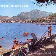 Postales: MALLORCA - PUERTO DE SOLLER - ICARIA 1972. Lote 15412808