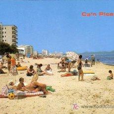 Postales: MALLORCA - CAN PICAFORT - ICARIA 1973. Lote 15413777