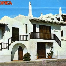 Postales: MENORCA-BALEARES-ESPECIAL. Lote 15767733