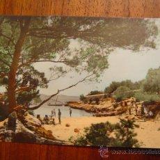 Postales: IBIZA ( BALEARES ) - 48 SERIE BC - SAN ANTONIO ABAD - PLAYA GRASSIO - FOTO VIÑETS. Lote 25980839