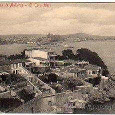 Postales: PALMA DE MALLORCA - N.3 EL CORP MARI - ESCRITA EN 1948. Lote 17112745