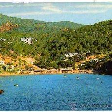 Postales: IBIZA - N.269 CALA VADELLA - EXCLUSIVAS CASA FIGUERETAS - CIRCULADA EN 1974. Lote 166244609