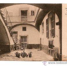 Postales: *** POSTAL DE MALLORCA (PATIO MALLORQUIN) SIN USAR ***. Lote 23307649