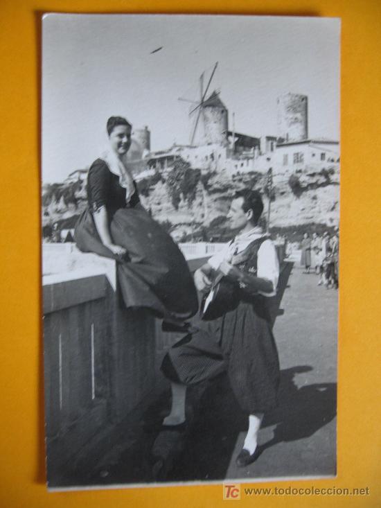 MALLORCA - TIPOS MALLORQUINES (Postales - España - Baleares Antigua (hasta 1939))