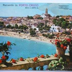 Cartoline: POSTAL 15 X 21 PORTO-CRISTO MALLORCA 1971 - REPORTAJES FOTO DIAZ. Lote 16983397