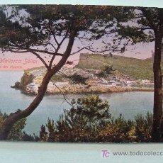 Postales: ANTIGUA POSTAL. AÑOS 1910 - 1920. NR 70. MALLORCA, DETALLE DEL PUERTO DE SÓLLER.. Lote 17502460