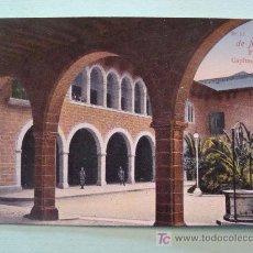 Postales: ANTIGUA POSTAL. AÑOS 1910 - 1920. NR 33. PALMA DE MALLORCA, PATIO CAPITANÍA GENERAL. SOLDADOS.. Lote 17502573