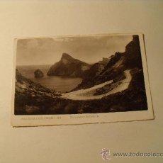 Postales: POSTAL DE POLLENSA, FORMENTOR. EL COLOMER. SIN CIRCULAR. POSTAL 26. Lote 18862718
