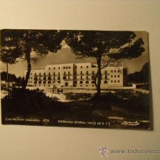 Postales: POSTAL MALLORCA. CAN PICAFORT. RESIDENCIA GENERAL YAGÜE. CIRCULADA AÑO 1952. POSTAL 75.. Lote 19126677