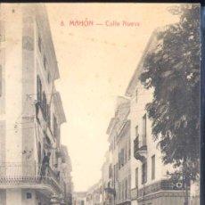 Postales: MAHÓN (MENORCA).- CALLE NUEVA. Lote 19154591
