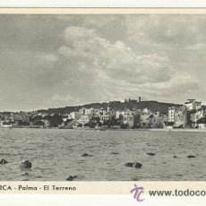 Postales: PALMA DE MALLORCA VISTA DE EL TERRENO . Lote 26009954