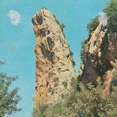 Cartes Postales: MALLORCA, CARRETERA DE LA CALOBRA, EDITADA EN 1966. Lote 21245212