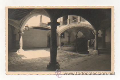 MALLORCA. PATIO MALLORQUIN. (POSTAL FOTOGRÁFICA). (Postales - España - Baleares Antigua (hasta 1939))