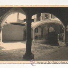 Postales: MALLORCA. PATIO MALLORQUIN. (POSTAL FOTOGRÁFICA). . Lote 21426379