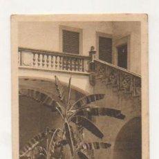 Postales: MALLORCA. SERIE IV. - 1. PATIO GÓTICO MALLORQUIN DEL SIGLO XV. . Lote 21426799