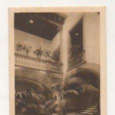 Postales: MALLORCA. SERIE IV. - 5. PATIO BARROCO MALLORQUIN DEL SIGLO XVII. . Lote 21426879