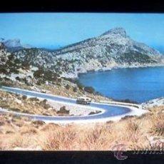 Postales: POSTAL MALLORCA - CAMINO DE POLLENSA - ES COLOMÉ - 1976. Lote 27094937