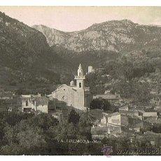 Postales: POSTAL DE VALLDEMOSA, MALLORCA, SIN CIRCULAR, VER FOTOS.. Lote 21848576