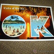 Postales: POSTAL DE CALA D,OR PALMA DE MALLORCA 7. Lote 21911012