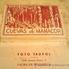 Postales: ESTUCHE - LIBRILLO DE POSTALES DE MALLORCA, EDITOR TROYOL, 10 POSTALES, TAMAÑO 10X7, MUY ANTIGUO. Lote 26834240