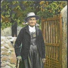 Postales: POSTAL BALEARES MALLORCA UN PAYES MALLORQUIN . AM CA AÑO 1910.. Lote 22615047