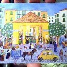 Postales: IBIZA.MERCADO-MARGOT TATE-.Nº1.NO FIGURA EDITOR.1974.SIN CIRCULAR.. Lote 23085387
