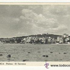 Postales: PALMA DE MALLORCA VISTA DE EL TERRENO . Lote 23337231