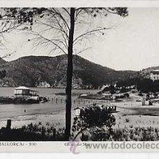 Postales: MALLORCA. ANDRAITX. CAMP DE MAR. POSTAL FOTOGRAFICA, CIRCULADA. Lote 23702648