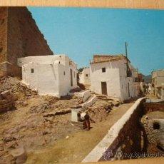 Postales: IBIZA - ISLA BLANCA. CALLE TÍPICA. POSTAL ESCUDO DE ORO. AÑOS 70 SIN CIRCULAR.. Lote 24048728