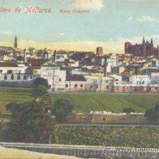 Postales: PALMA DE MALLORCA.- VISTA GENERAL. Lote 24149140